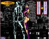 The Femfight Series Round 01 Title Image