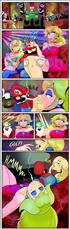 Party 9 (Super Mario Bros) Title Image