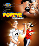 Popeye The Dance Instructor Title Image