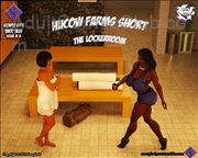 Hucow Farms Shorts Vol 1 The Lockerroom Title Image