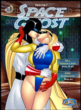 Space Ghost 3 of 3 Title Image