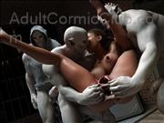 Demon Hunter Diana Bad Ending Title Image