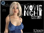 Movie Night 1 Title Image