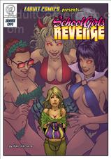Schoolgirls Revenge 14 Title Image
