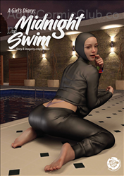 Midnight Swim Title Image