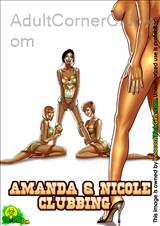 Amanda and Nicole Clubbing Title Image