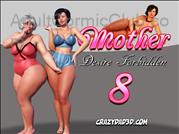 Mother Desire Forbidden 08 Title Image