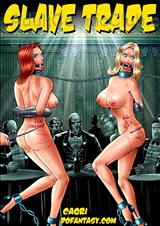 Fansadox Collection 238   Cagri   Slave Trade Title Image