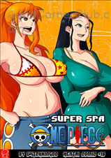 One Piece   The Spa Title Image