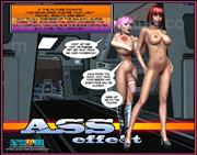 Ass Effect 3 Title Image