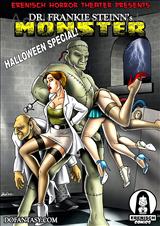 Fansadox Collection 210   Erenisch   Dr Frankie Steinns Monster Title Image